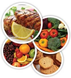 Питание для здорового похудения