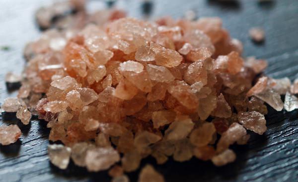 крупицы гималайской соли