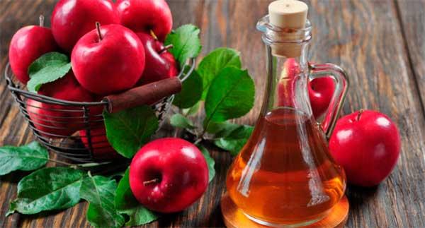 яблоки и уксус из них