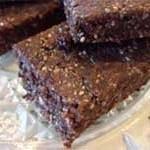 Шоколадно-ореховые батончики
