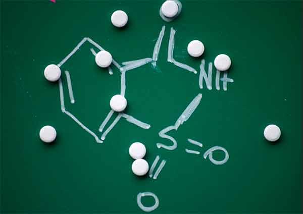 Химическая формула сахарина