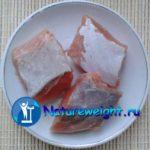 Кета соленая в домашних условиях рецепт пошагово