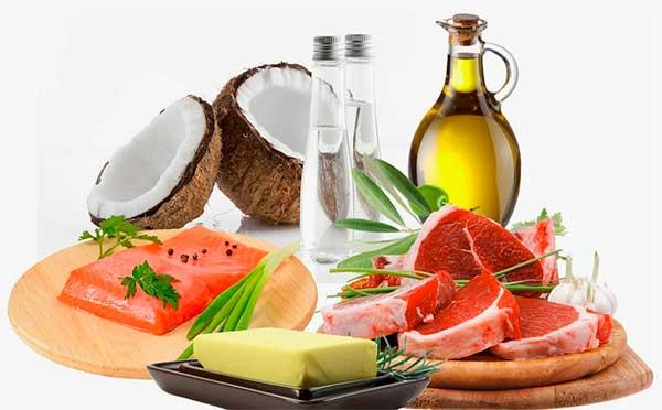 продукты, разрешенные при кето диете