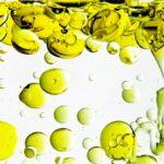 рисунок шариков жиров, плавающих в жидкости