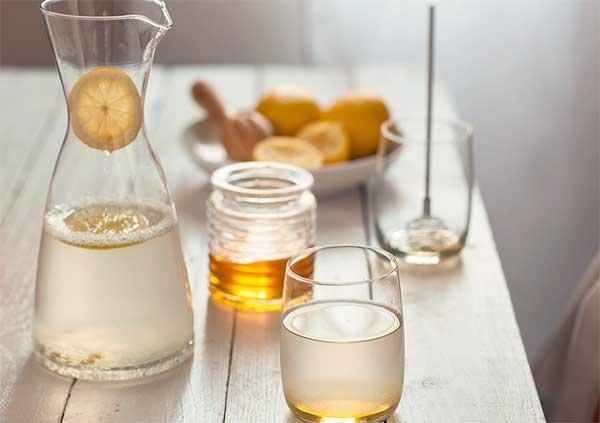 медовый напиток с лимоном