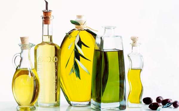 масло оливок разныхцветов