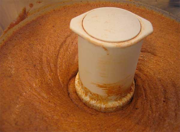 самодельное арахисовое масло с корицей