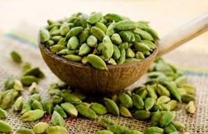 стручки зеленого кардамона