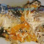 тушеная рыба в мультиварке с луком и морковкой