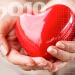 рисунок сердца в руках