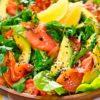 21 рецепт очень вкусных и полезных салатов с авокадо