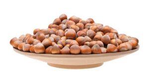орешки на тарелочке