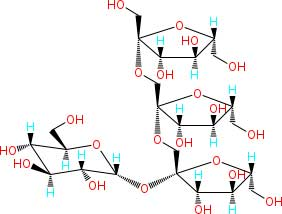 молекула инулина