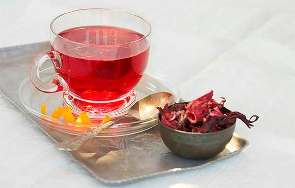 Польза и вред чая каркаде: как и в какое время пить