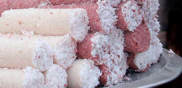 десерт из рисовой муки