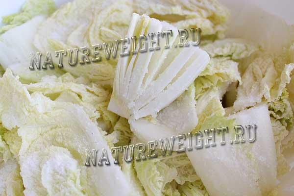 капустные листики