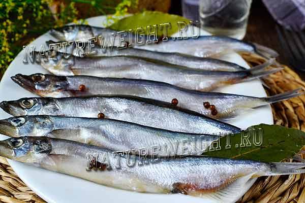 рыба пряного посола