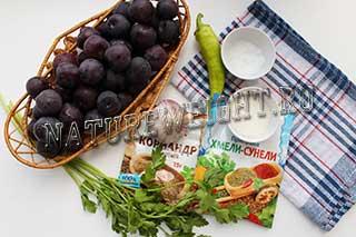 ингредиенты соуса