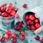 стаканчики ягод