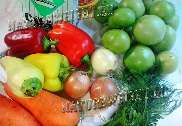 овощи-ингредиенты