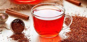 чашка чая ройбуш