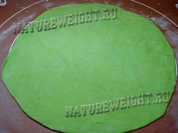 зеленый пласт