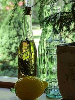 бутылка масла маслин