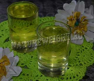 стаканы с медовым квасом