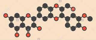 молекула силимарина
