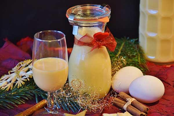 яйца и напитки