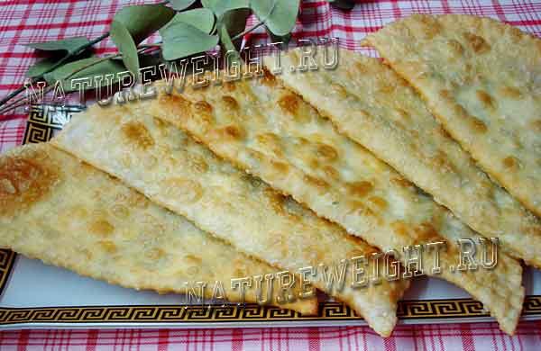 жареные болгарские чебуреки