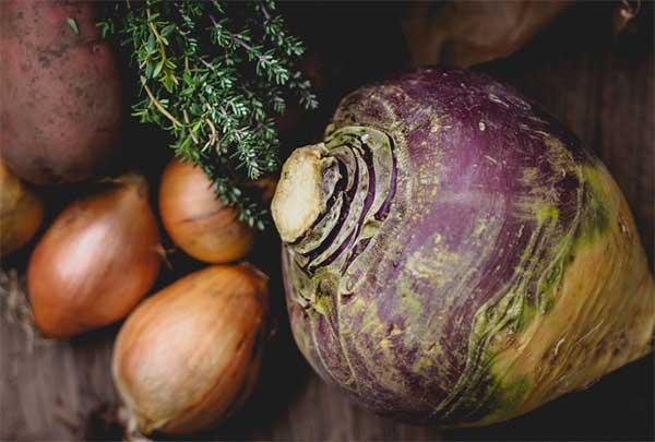брюква и другие овощи