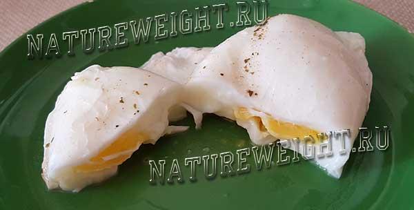 яйцо пашот