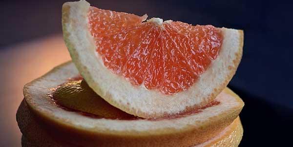 долька грейпфрута