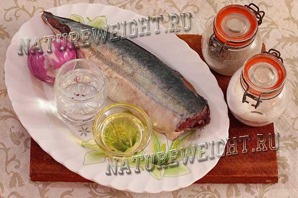 ингредиенты для саламура